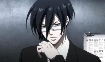 Para Pria Keren Berkacamata Dari Anime Life Beautynesia