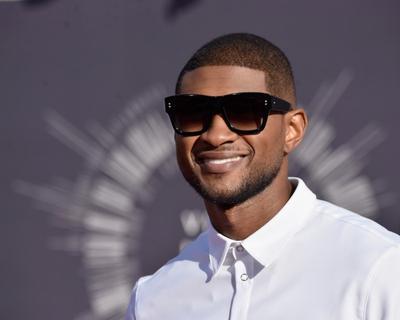10. Usher