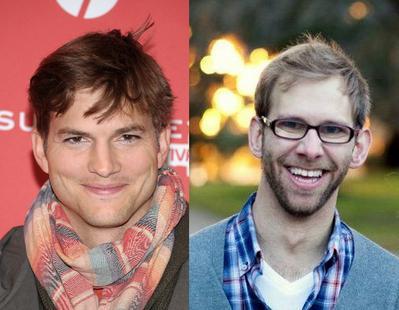 Ashton & Michael Kutcher