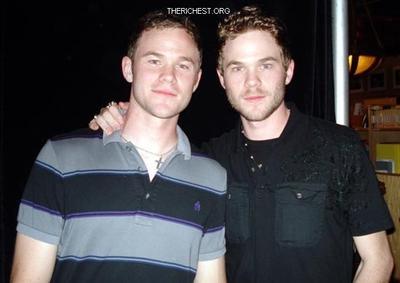Aaron & Shawn Ashmore