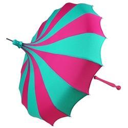 3. Jika Ingin Terlihat Lebih Cerah dan Meriah, Pilih Saja Payung yang Menyerupai Tenda Sirkus Berikut Ini.