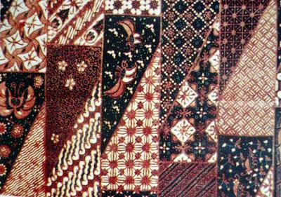 Motif Batik Pamiluto