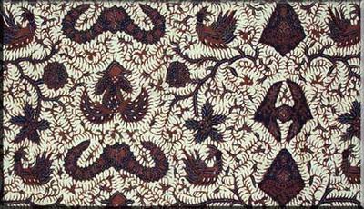 Motif Batik Wahyu Tumurun Cantel