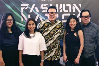 Pesona Batik di Fashion Nation 2015