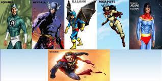 Superhero Asli Indonesia (Part 1)