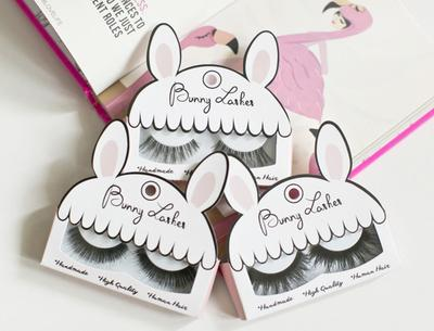 Bunny Lashes Bold Collection