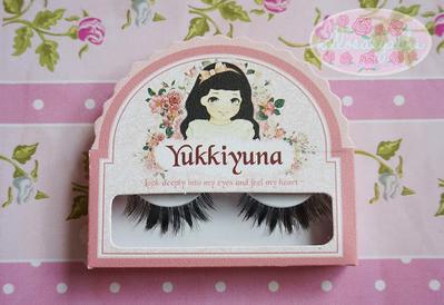 Yukkiyuna Lady  Eyelashes