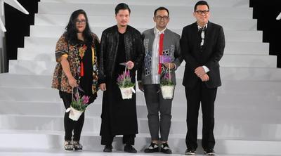 Ketika Desainer Indonesia, Thailand, & Jepang Berada di Satu Panggung Runway Hits