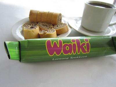 Lontong Spekkoek Waiki