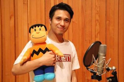 7. Kimura Subaru telah mengisi suara Giant sejak dia SMP!