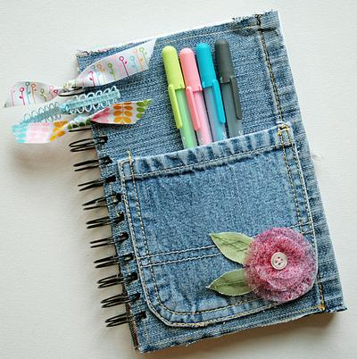 13. Notebook Cover