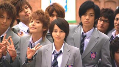 5. Hanazakari no Kimitachi e