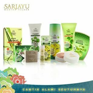 Rangkaian Produk Antierawat dari Sariayu