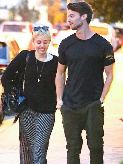 Miley Cyrus dan Patrick Schwarzenegger