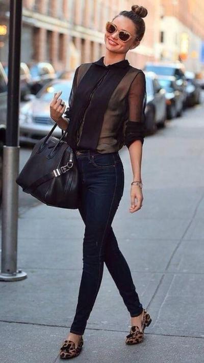 3. High Waist Jeans
