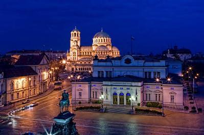 4. Sofia, Bulgaria