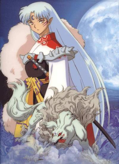 Karakter Ikemen Berambut Panjang dalam Anime!