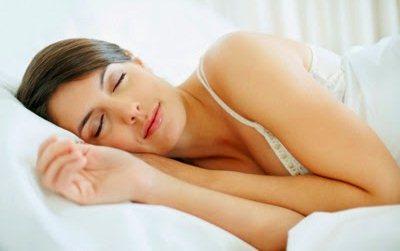 Tidur Cukup dan Teratur