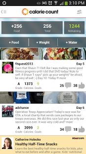 Calorie Count & Diet Tracker