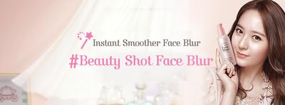 Etude House : Beauty Shot Face Blur, Photoshop Instan pada Wajahmu!