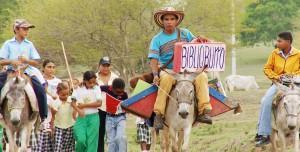 Biblioburro, Perpustakaan Diatas Keledai