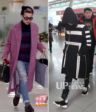 Airport Fashion Terbaik Idola Kpop (Bagian 2)