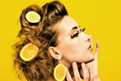 Lemon Sebelum Keramas