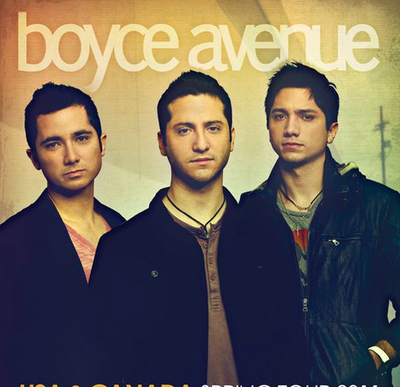 5 Cover Song Terbaik Boyce Avenue