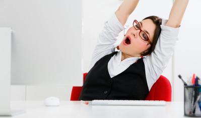 Lakukan Desk Stretch agar Tubuh Lebih Fit! (Bagian 1)