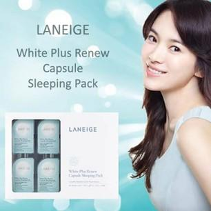 Laneige White Plus Renew Capsule Sleeping Pack (Review)