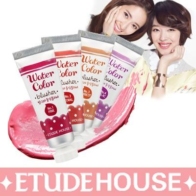 Etude House Water Color Blusher (Review)