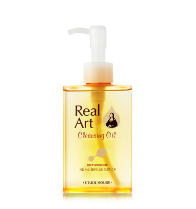 Etude House Real Art Cleansing Oil (Review)