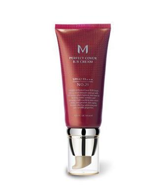 Missha M Perfect Cover BB Cream (Review)