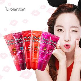 Review Pengguna: Berrisom My Lip Tint Pack