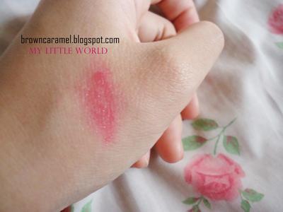 Review: Etude House Fresh Cherry Tint in Red oleh Fairuz Salsabilah