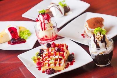 4. Jangan pesan dessert