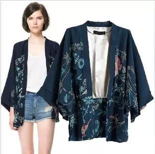 Tips Tampil Stylish dengan Kimono Outerwear