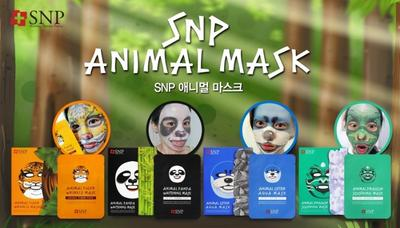 SNP Animal Sheet Mask