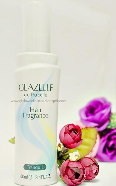 Glazelle Hair Fragrance