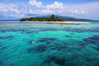Destinasi Wisata Pulau Pombo, Maluku