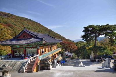 Beomeo-Sa (Kuil Beomeo)
