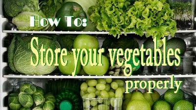 Sudah Tahu Cara Menyimpan Sayuran yang Benar? Simak disini!