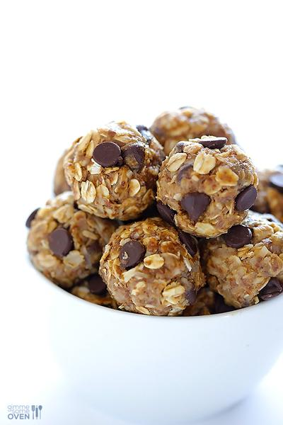 Resep Oatmeal Snack: No Bake Energy Bites