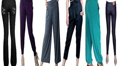 6 Jenis Celana yang Sesuai dengan Bentuk Tubuh