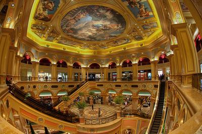 3. Venetian Resort Hotel and Casino