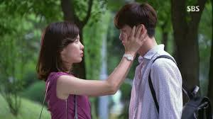 Lee Jong Suk dan Lee Bo Young (I Can Hear Your Voice)