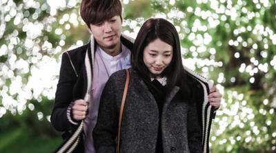 Lee Min Ho dan Park Shin Hye (The Heirs)