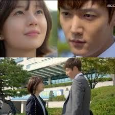 Choi Jinhyuk dan Baek Jin Hee (Pride & Prejudice)