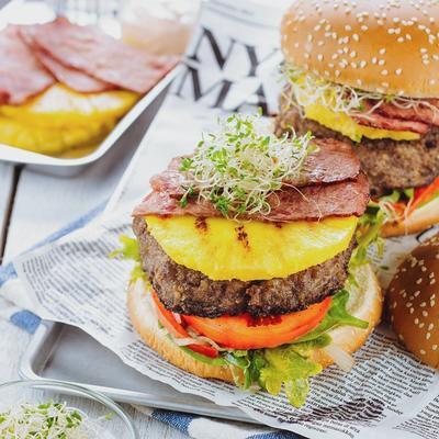 Restoran Burger Terlezat Di Surabaya