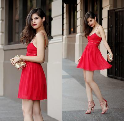 Warna Merah untuk Perbaiki Mood